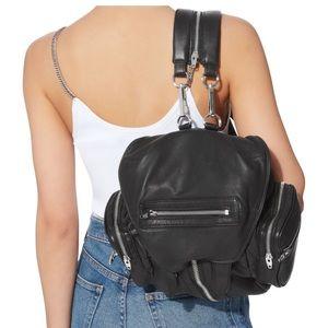 ALEXANDER WANG - Marti backpack rhodium